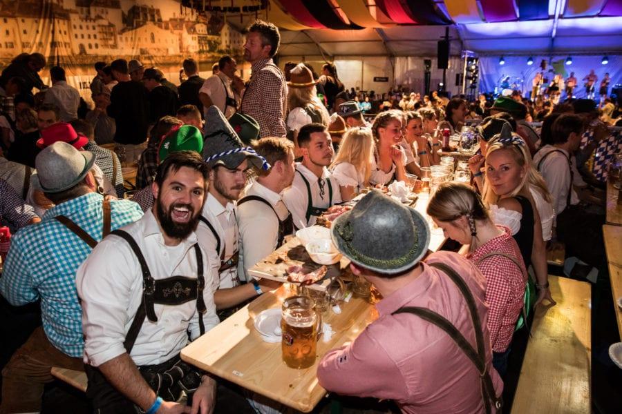 Oktoberfest på Youngstorget