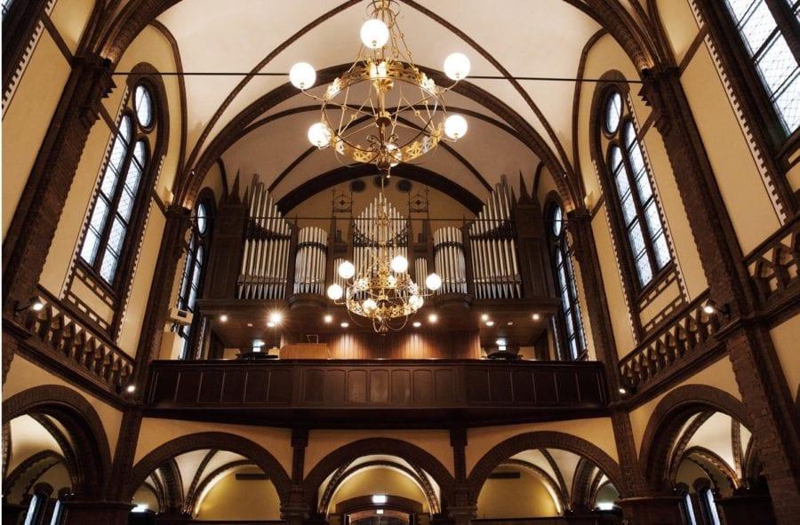 Internasjonale orgelkonserter i Paulus kirke hovedbilde