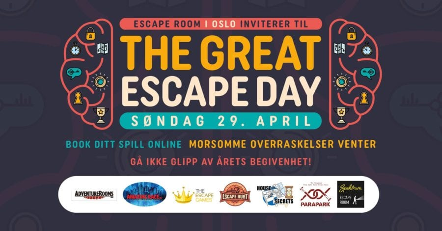 The Great Escape Day hovedbilde