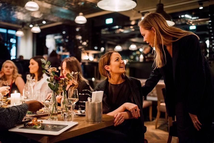 En festkveld med Veuve Clicquot hovedbilde