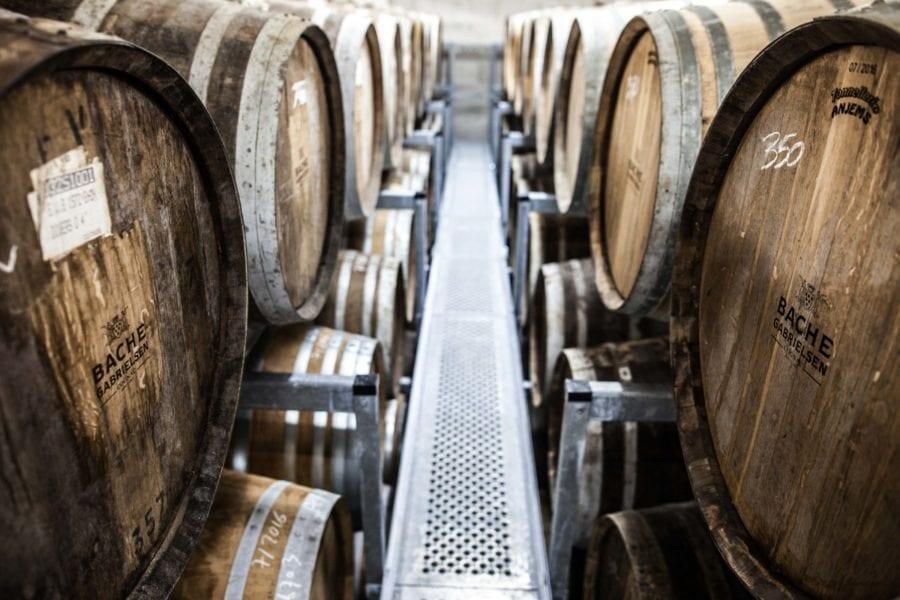 En reise i cognacens verden, verdens fineste destillat. hovedbilde