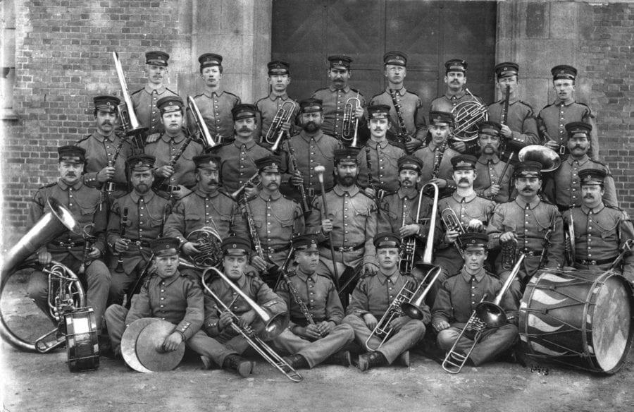 Foredrag på Forsvarsmuseet: Militærmusikk hovedbilde
