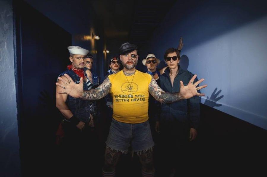 Turbonegro – 16. mai-konsert hovedbilde