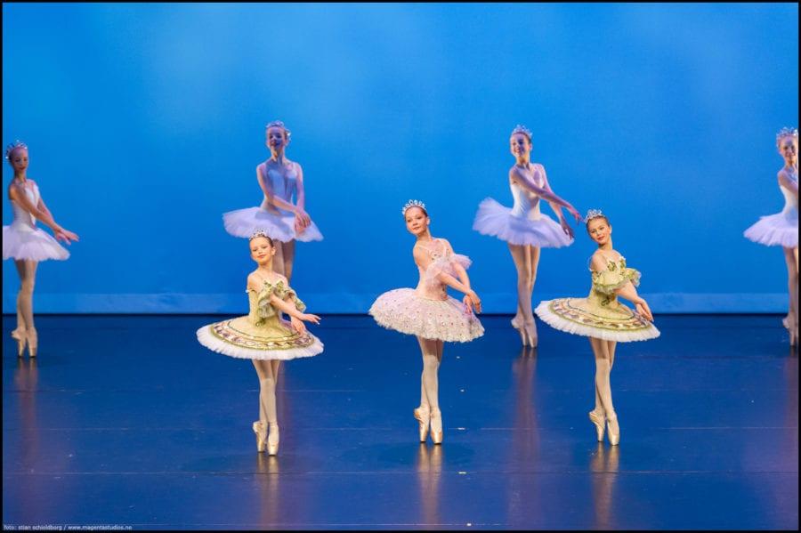Går du med en danser/ballerinadrøm i deg? hovedbilde