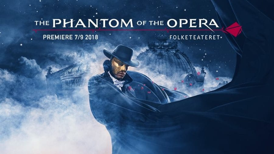 The Phantom of the Opera hovedbilde