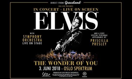 Elvis in Concert hovedbilde
