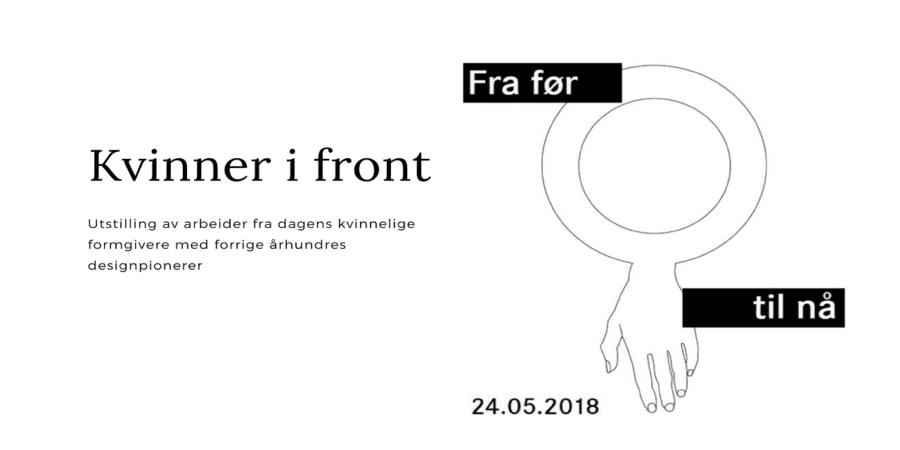 Utstillingsåpning av «Kvinner i front»: Norsk interiør før og nå hovedbilde
