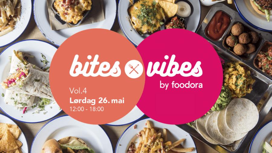 Street food festivalen Bites & Vibes Vol. 4 hovedbilde
