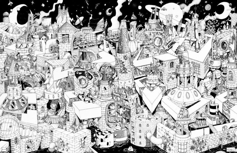 Emil Johnson Ellefsen presenterer: «Utstilling» hovedbilde