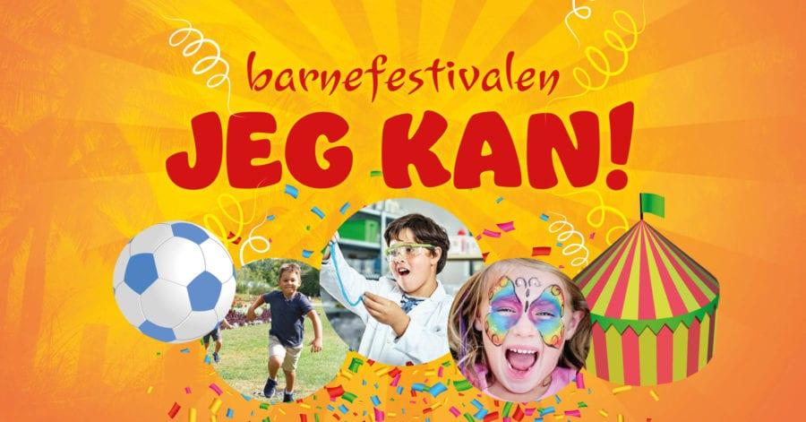 Morsom festival for barna hovedbilde