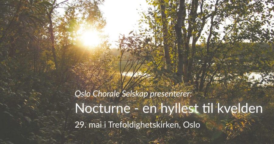 Nocturne – en hyllest til kvelden hovedbilde