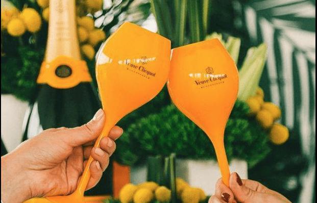 Orange Friday – En festkveld med Veuve Clicquot! hovedbilde