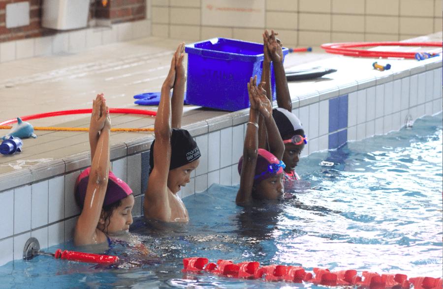 Intensivkurs i svømming hovedbilde