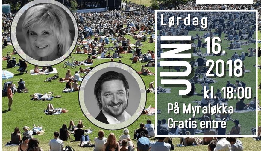 Gratiskonsert med Sagene Janitsjarkops, Myraløkka hovedbilde