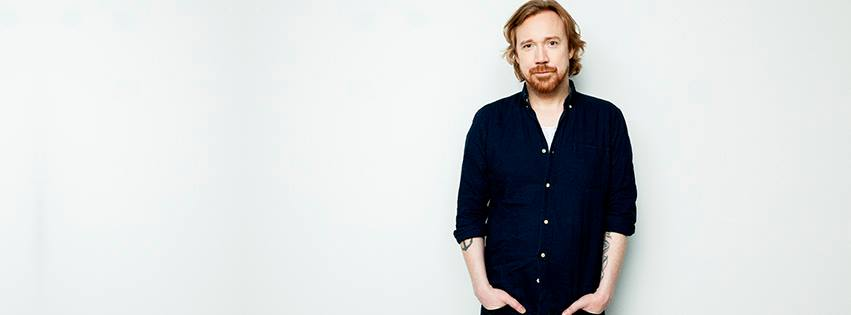 Lars Winnerbäck med band hovedbilde