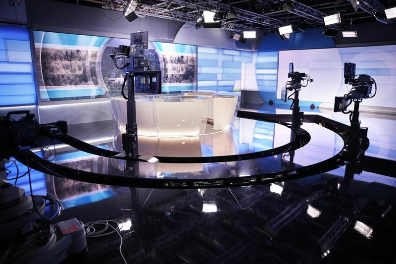 Eventbilde: Omvisning i NRK