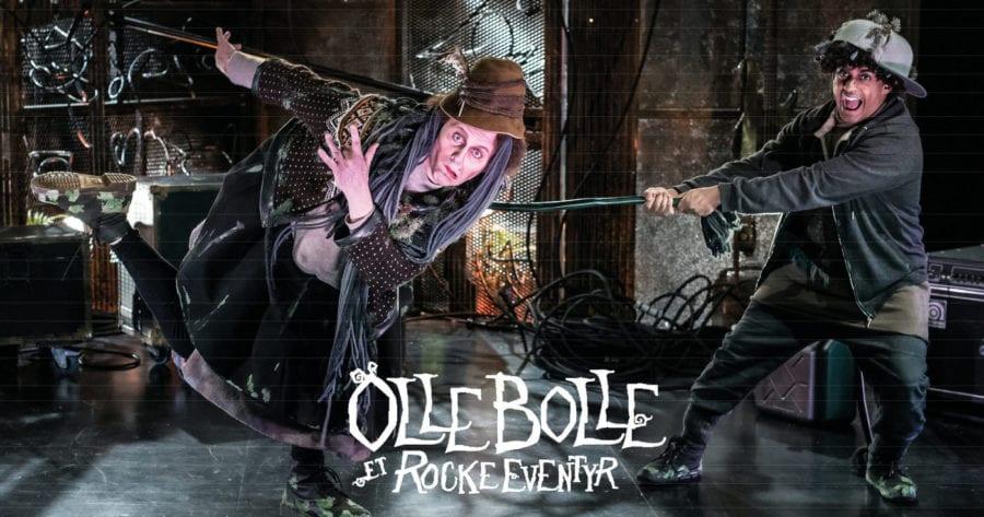 Olle Bolle – et rockeeventyr hovedbilde