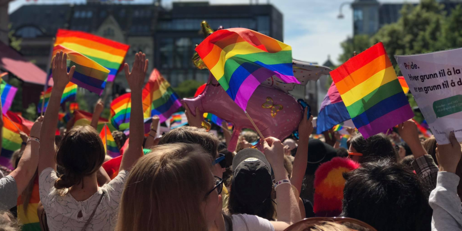 Pride Parade 2018 hovedbilde