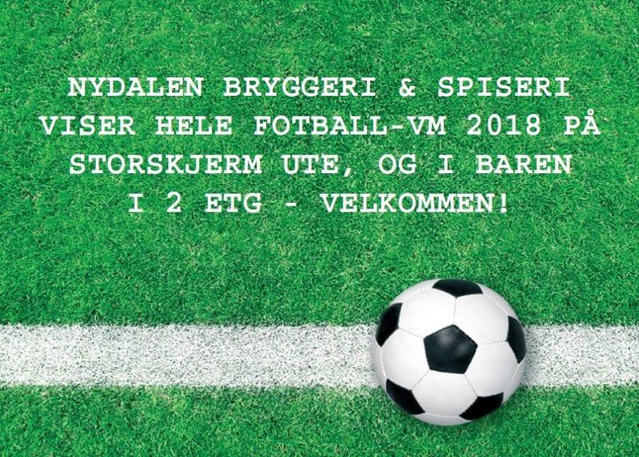 Fotball VM i Nydalen hovedbilde