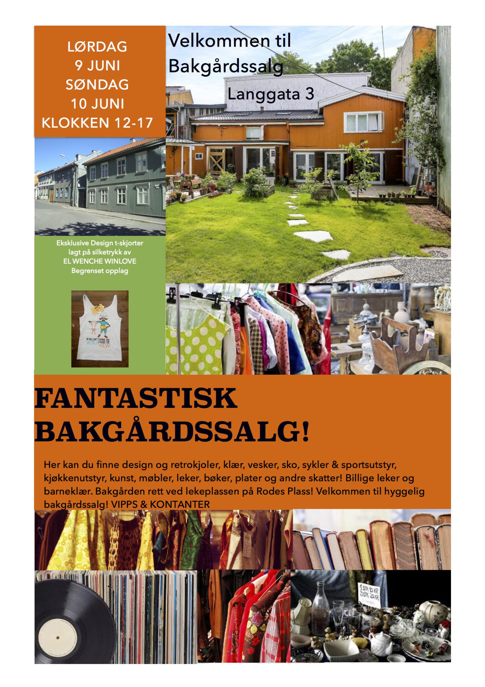 4a5f35135 Bakgårdssalg - Aktiv I Oslo.no