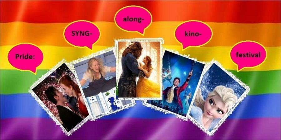 Pride: SYNG-along-kinofestival hovedbilde