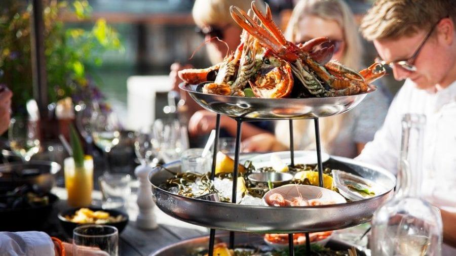 Winemakers dinner på Bølgen & Moi hovedbilde