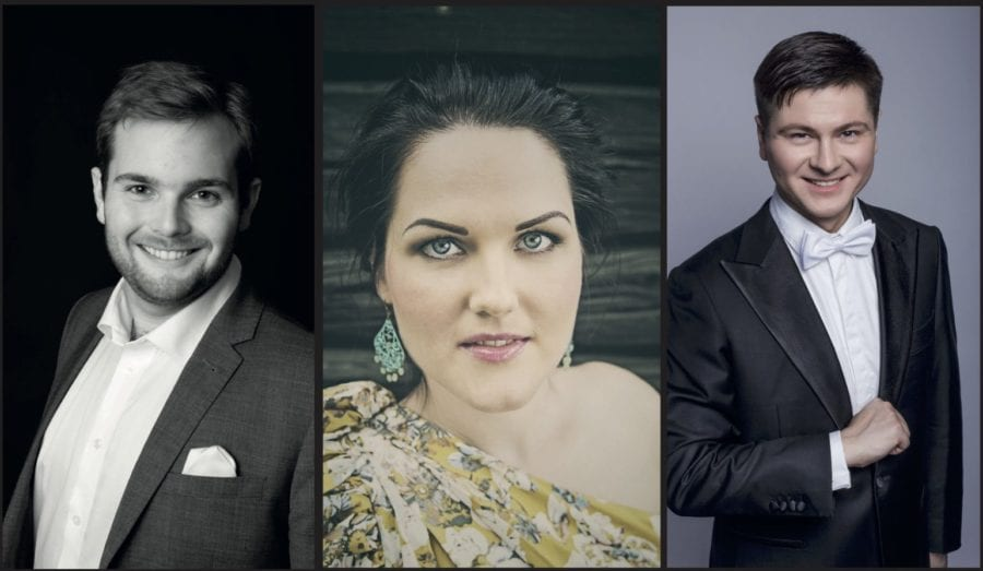 Lørdagsopera – Puccini, Mozart, Tsjajkovskij m.m.
