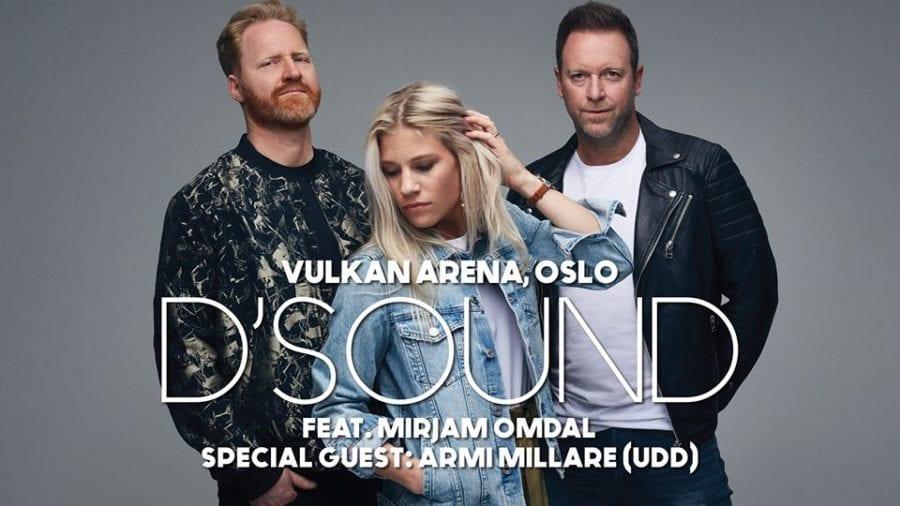 D'Sound til Vulkan Arena hovedbilde