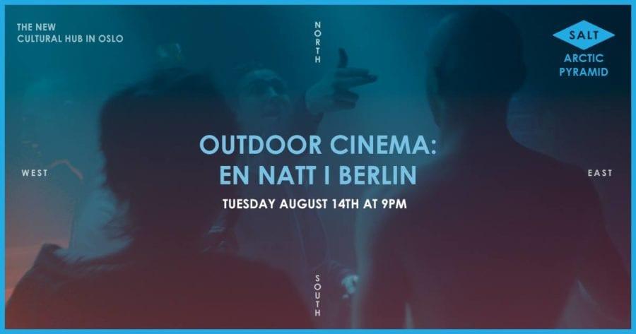 Utekino: En natt i Berlin hovedbilde