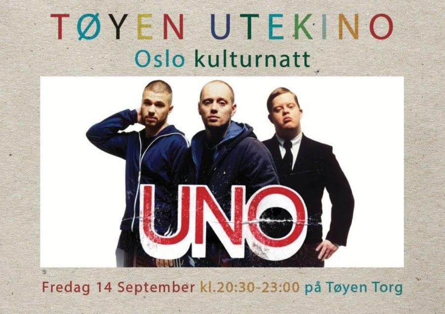 Tøyen Utekino: UNO hovedbilde