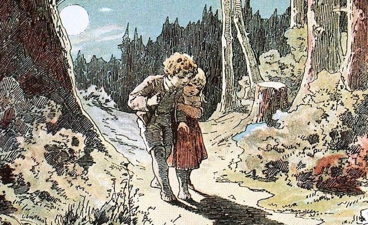 Opera til barna – Hans og Grete hovedbilde