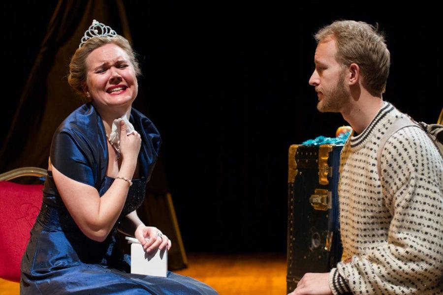 Opera til barna – Askeladden og de gode operahjelperne