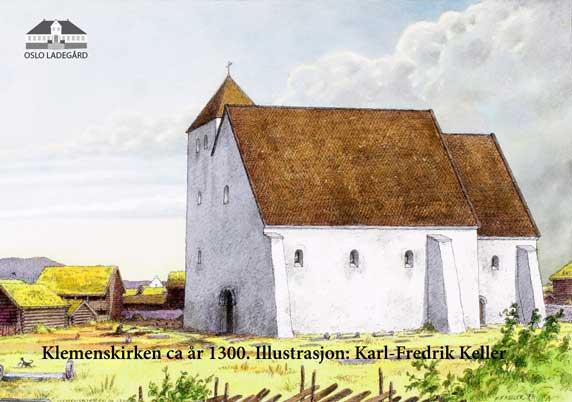 Spesialomvisning i middelalderbyen Oslo hovedbilde