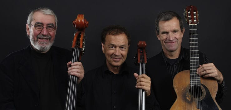 Lunsj med kultur: Musikk fra sørvest og nordøst møtes hovedbilde