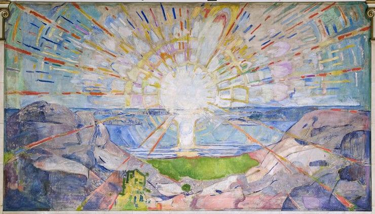 Ung i Aulaen: Inspirert av Munch hovedbilde