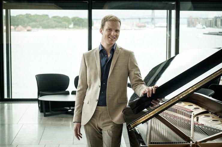 Lunsj med kultur: Thormod Rønning Kvam (klassisk) hovedbilde