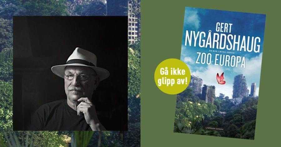 Møt Gert Nygårdshaug hos Tanum Karl Johan hovedbilde