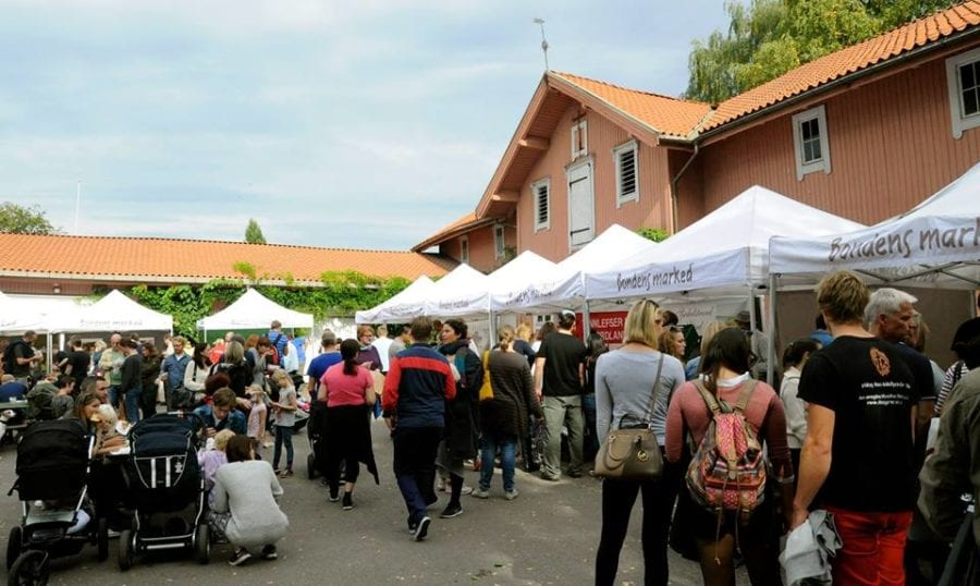 Bondens marked i Botanisk Hage hovedbilde