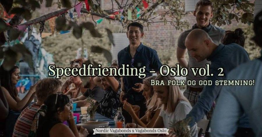 Speedfriending Oslo vol. 2 hovedbilde