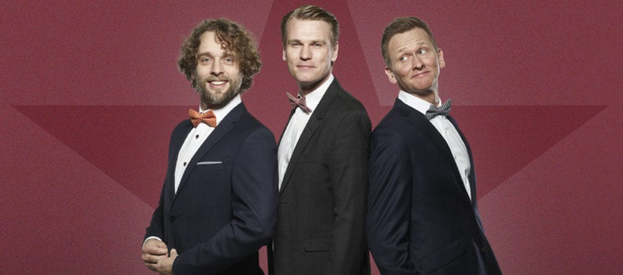 Christmas with Nordic Tenors