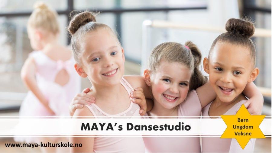 maya kulturskole dans