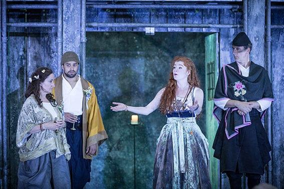 Shakespeare's Globe on Tour på Akershus slott hovedbilde
