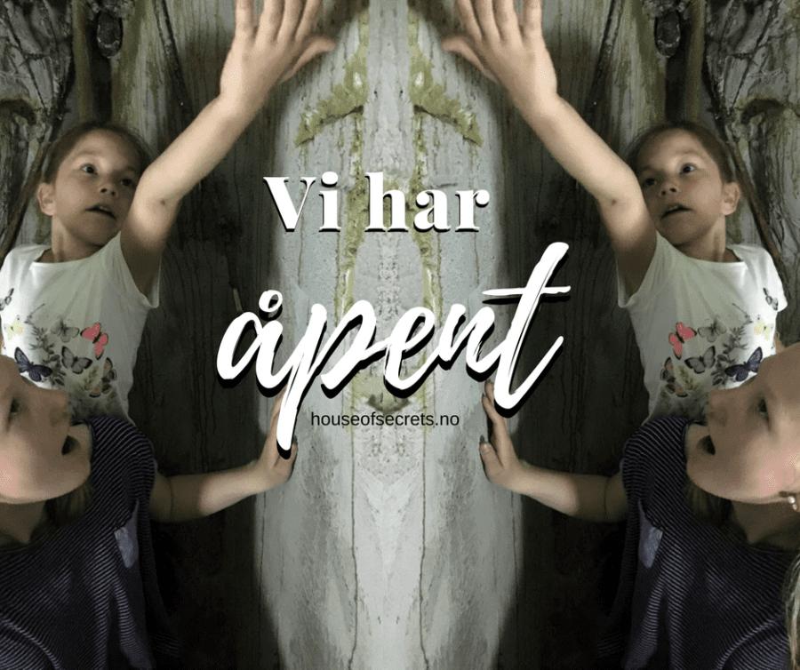 Norges første escape room for barn! hovedbilde