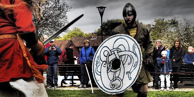 Kulturnatt: Vikingmarked hovedbilde