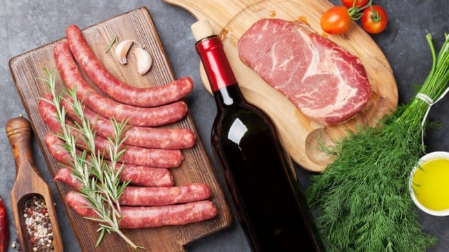 Lær å finne riktig vin til maten med Toralf Bølgen hovedbilde