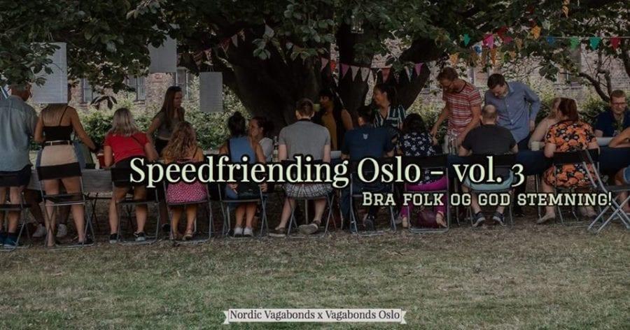 Speedfriending Oslo hovedbilde