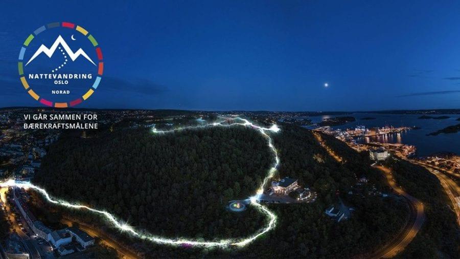 Nattevandring i Oslo hovedbilde