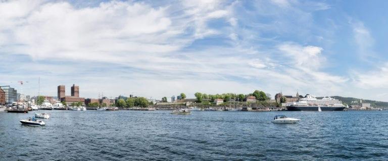 Båttur-Oslo