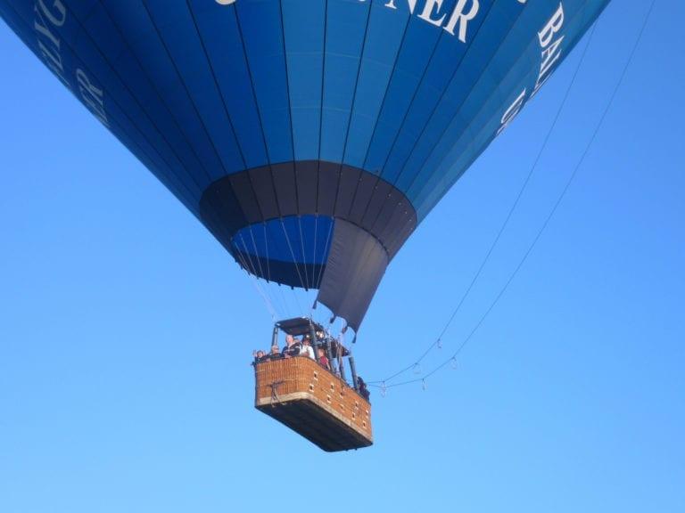 Ballongflyging
