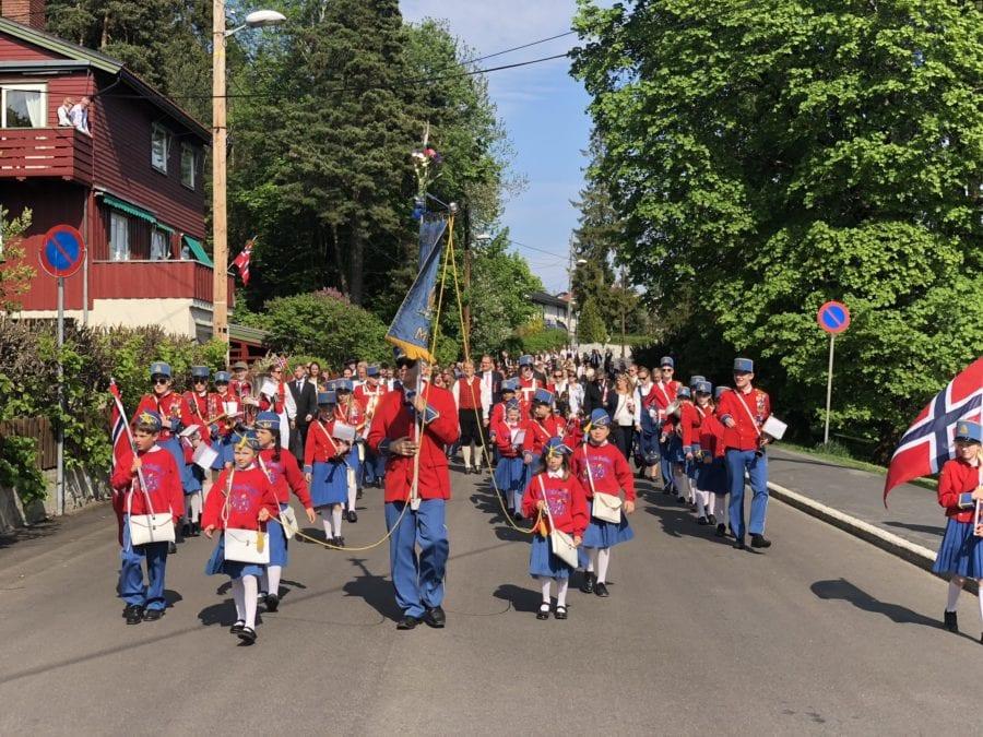 Loppemarked – Årvoll skoles musikkorps høst 2018